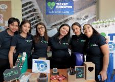Lideran alumnas de preparatorias del SEMS en Technovation Girls México en el nivel regional