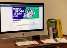 Participa la comunidad de UdeG en grupos de mentoría para impartir clases en línea