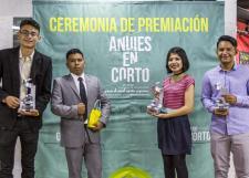 Nominados veinte proyectos de cortometraje para la final de ANUIES en Corto