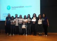 Pasan alumnas del SEMS a la final nacional de Technovation Challenge México