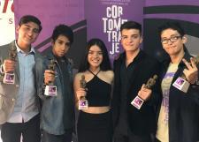 Triunfan escuelas del SEMS en el Concurso Estatal de Cortometraje Jalisco 2018