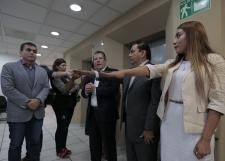 Habilitan en el edificio Valentín Gómez Farías oficina de la Defensoría de los Derechos Universitarios para atención a preparatorias