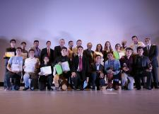 Triunfan bachilleres de la UdeG en Concursos organizados por la Región Centro Occidente de la ANUIES