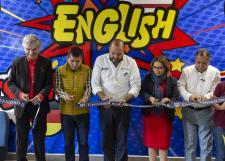 Anuncia Rector General que fortalecerán Centros de Aprendizaje Global de Idiomas en preparatorias del SEMS