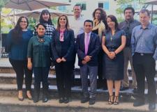 Participa el SEMS en la reunión de trabajo de la Red de Bachilleratos Universitarios Públicos a Distancia