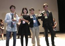 Premian el talento de jóvenes cineastas del SEMS