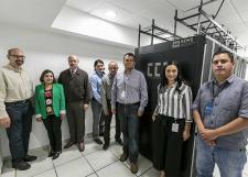Inaugura el SEMS Centro de Datos que mejorará las condiciones de sus servidores