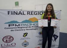 Conquistan alumnas del SEMS oro en concursos de Infomatrix en Mazatlán