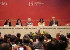 Inauguran la XV edición del Encuentro de Promotores de Lectura en la FIL Guadalajara