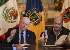 UdeG y Gobierno de Jalisco renuevan convenio para Examen Único de Admisión a preparatorias
