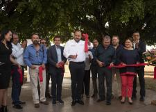 Inauguran Centro de Convivencia del SUTUdeG