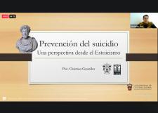 ¿Pensamientos suicidas? Conoce el estoicismo, herramienta para aprender a vivir de manera armónica