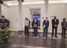 Inauguran en MUSA exposición para concienciar sequía del lago de Cuitzeo