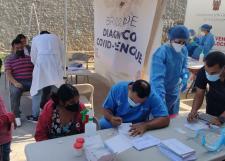 Suma esfuerzos la UdeG con pueblos originarios del AMG para detección de COVID-19 y dengue