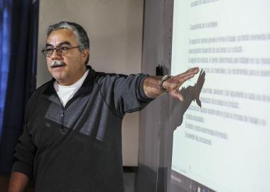Acude delegación de docentes del SEMS al XIX Coloquio Nacional de Formación Docente a realizarse en Zacatecas