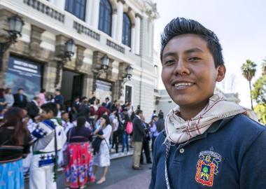Convoca el SEMS a estudiantes indígenas a estudiar el Bachillerato Intercultural Tecnológico