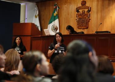 Participan orientadoras educativas del SEMS en el Programa de Formación de Promotoras de Salud Mental Comunitaria en Jalisco
