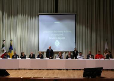 Beneficiará programa Senderos Seguros a 23 planteles de UdeG