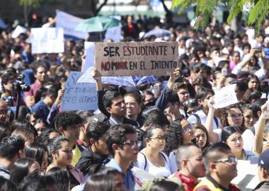 Condena FEU el asesinato de estudiante de la Preparatoria 16