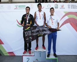 Gana estudiante de la Preparatoria 9 medalla de oro en los JUDENEMS 2018