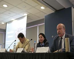 Instruye académica de la SEP a integrantes de la ANUIES acerca de la autonomía de las universidades ante nuevo modelo educativo