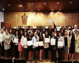 Actualiza el Consulado General de los Estados Unidos en Guadalajara a docentes de inglés del SEMS