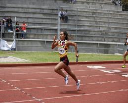 Acumulan atletas del SEMS cinco medallas en Juegos Deportivos Nacionales de la Educación Media Superior