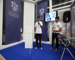 Presentarán bachilleres del SEMS sus proyectos en la octava edición de Campus Party en México