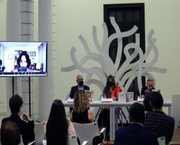 Presentan catálogo e inauguran exposición de Vicente Rojo en el MUSA